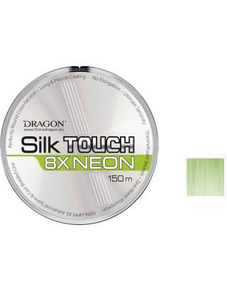 BRAID DRAGON SilkTOUCH 8X...