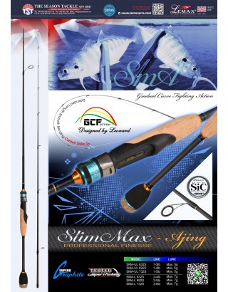 SLIMMAX AJING (2-5LB/7G)