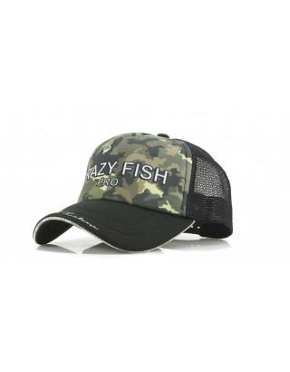 Cap CRAZY FISH Pro