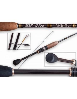 Fishing rod Arion ASR692S-SUL (0,6-4g 206cm 6\'9 0,2-4,0 PE  EFF Action)