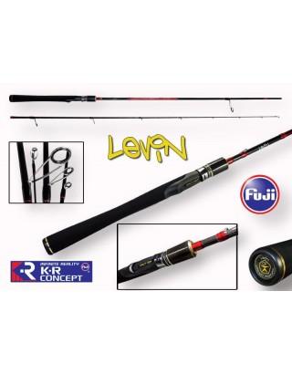 Fishing rod Levin CFL-7\'1-ML-T (5-21g 215cm 7\'1118.6g)