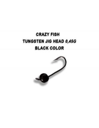 JIG HEAD 0,45g black