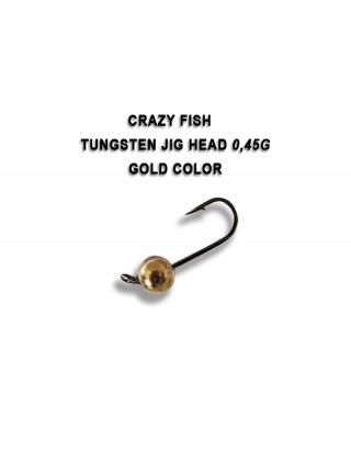JIG HEAD 0,45g gold
